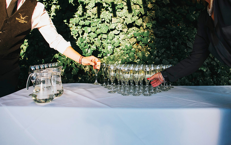 quirky corporate event ideas your team will love Drink Reception.jpg 3
