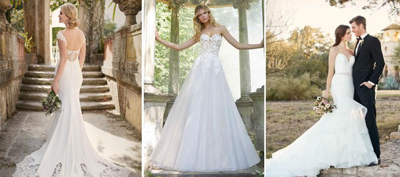 The Wedding Shop wedding dresses