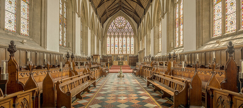 Last-minute Church wedding Suffolk UK