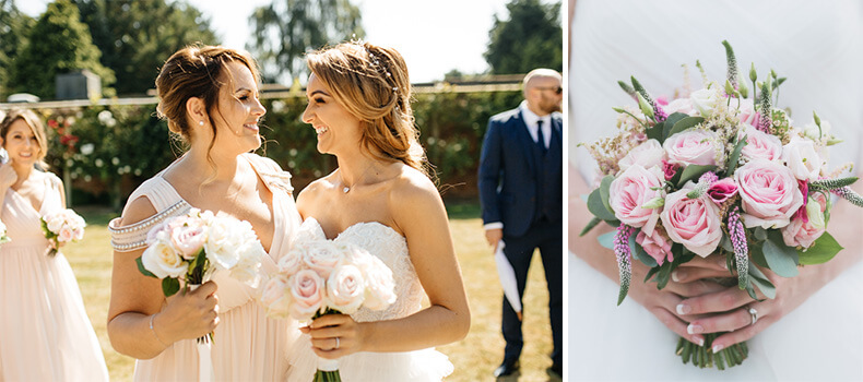 Florist suppliers last-minute weddings
