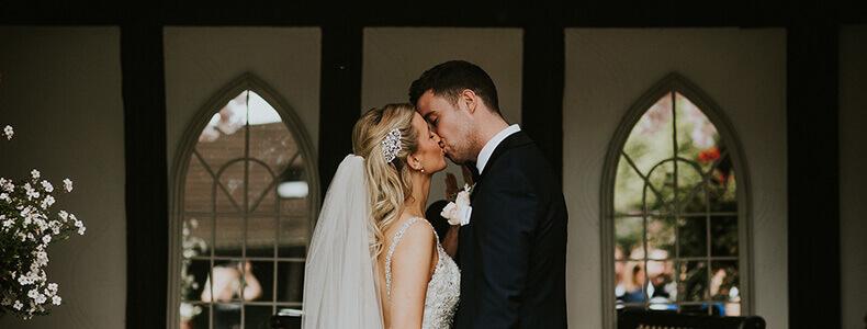 Last Minute Wedding at Woodhall Manor