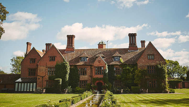 Business retreats at Woodhall Manor
