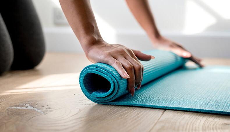 Yoga Retreats at Woodhall Manor