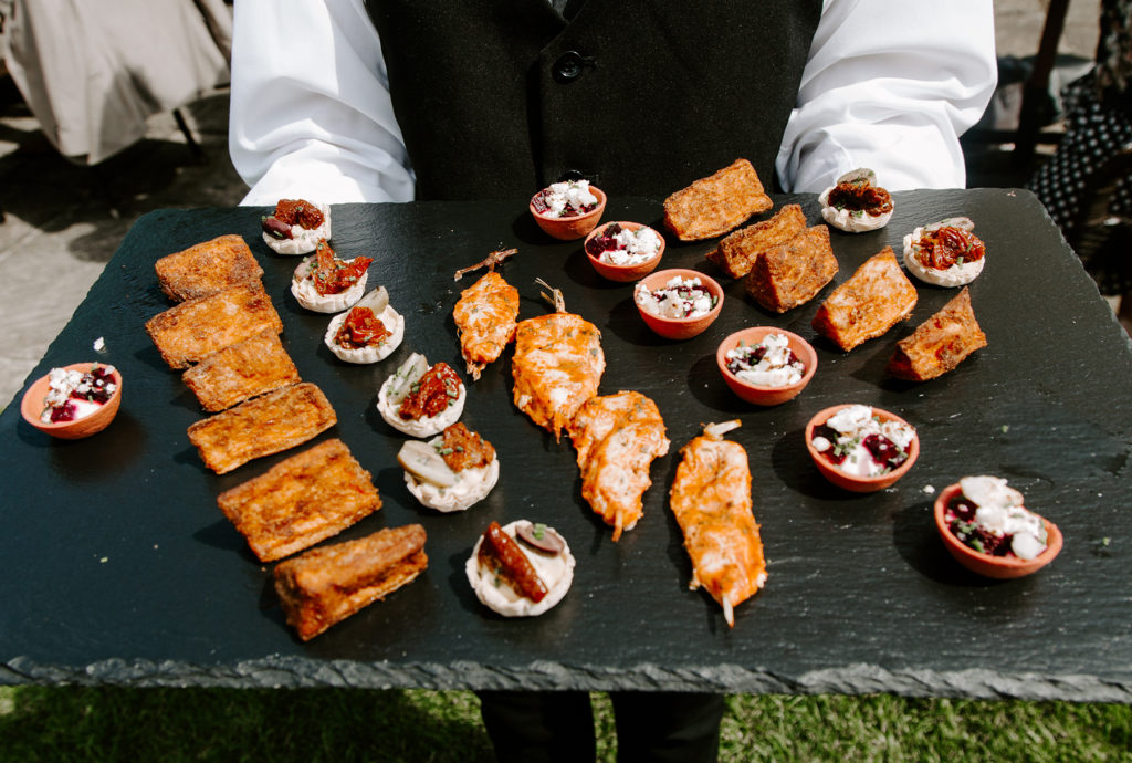 Brilliant Ideas For Small Weddings wedding food 5