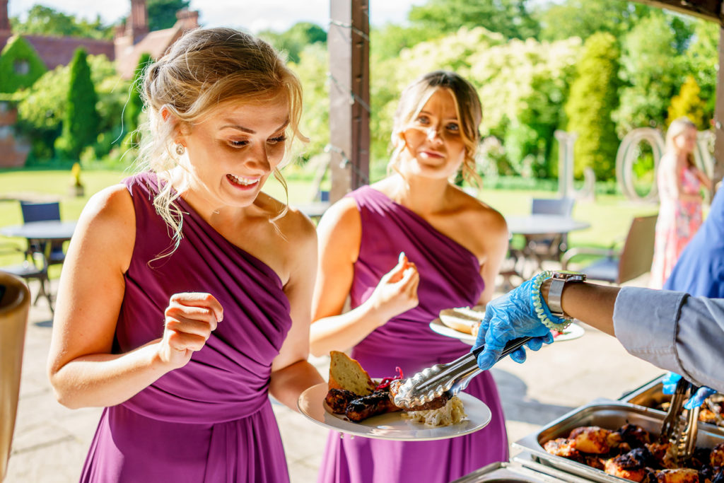 Brilliant Ideas For Small Weddings wedding food bbq 3