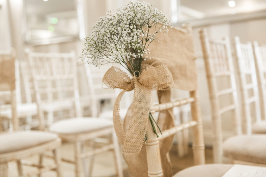 Last minute wedding guide Wedding ceremony pew ends 10